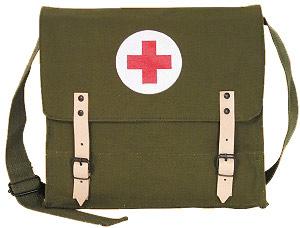 Военный врач своими руками 61